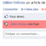 Je m'enfous sur Facebook – Comment faire