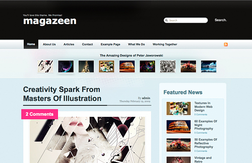 magazeen-wordpress-theme