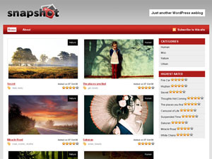 snapshot-wordpress-theme