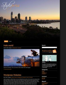 studiopress wordpress theme themes 2 columns 234x300 20 thèmes Wordpress gratuits
