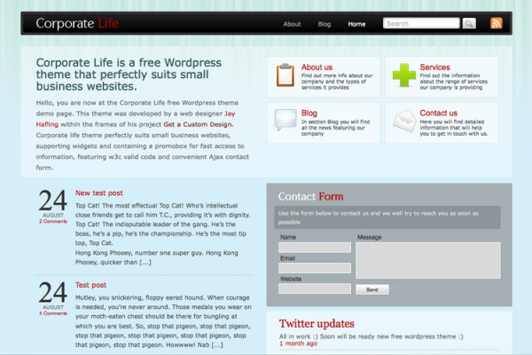 wordpress-corporate-life-theme