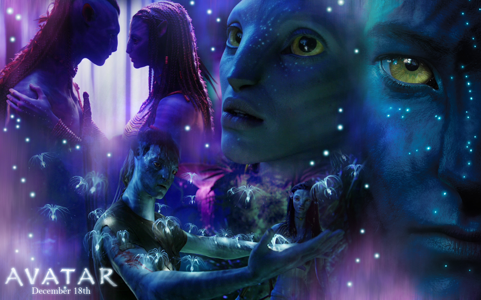 30 wallpaper hd avatar – le film en fond d'écran