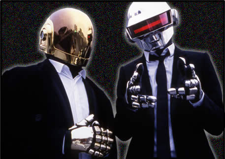 Daft Punk Jouer Harder Better Faster Stronger ou Technologic des Daft Punk sur le web