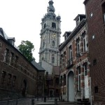 Mons - Beffroi - Grand place