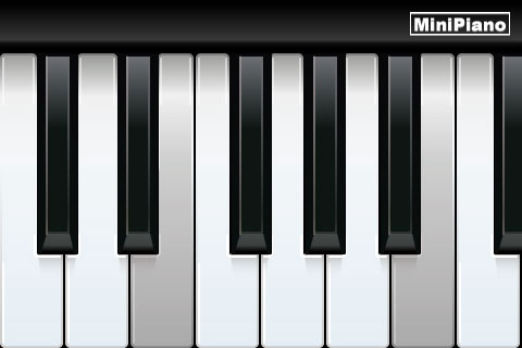 jouer su piano sur son iphone Comment jouer du piano avec son Iphone ? Minipiano.