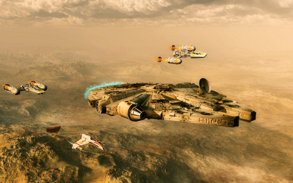 star wars guerre etoile wallpaper hd 3 1024x640 50+ Wallpaper Star Wars HD HQ   Les films en fond décran