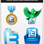 twitter-icones-vector-set-pack