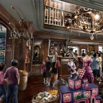 Harry Potter - Photos des attraction du Parc