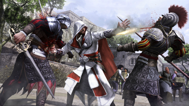 Assassin's Creed : Brotherhood  Assassins-creed-brotherhood
