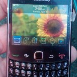 Le Blackberry Curve 9300 en photo