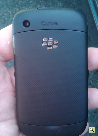 Blackberry Curve 9300 : photo et vidéo (prototype)