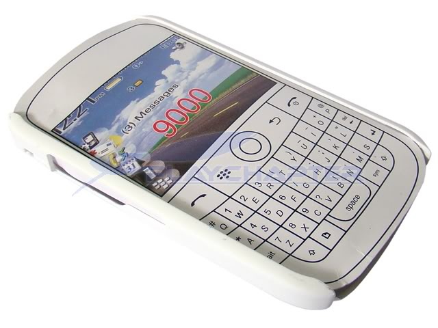 blackberry white 1 Blackberry Bold 9700 en vidéo