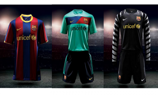 new barcelona fc jersey. The photos of the new jerseys