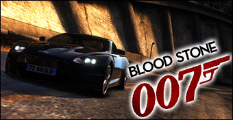 James Bond 007 - Blood Stone, le jeu et la bande annonce