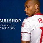 Thierry Henry : du Barça aux Red bulls de New York
