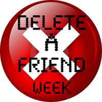 delete a friend week facebook Supprimer vos amis Facebook, cest le moment !
