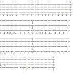 Guitare Tabs – James Bond 007 : la tablature