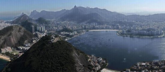 La plus grande photo panoramique au monde : 150 Gigapixels à Rio