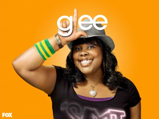wallpaper glee amber riley mercedes jones1 550x412 16 superbes Wallpaper des acteurs de la série Glee [HD]