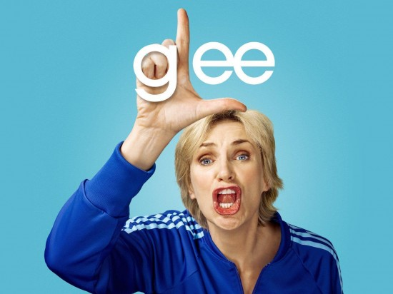 wallpaper glee jane lynch sue sylvester1 550x412 16 superbes Wallpaper des acteurs de la série Glee [HD]