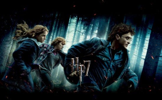 wallpaper harry potter relique mort theme windows 7 550x342 Themes Windows 7 du film Harry Potter et les reliques de la mort gratuit