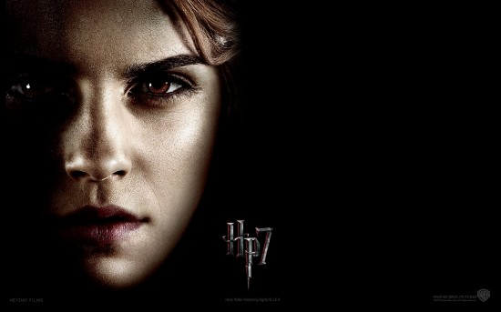 wallpaper harry potter relique de la mort emma watson hermione 2 550x343 15 Wallpaper Harry Potter et les Reliques de la Morts : partie 1 et 2