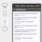 Tester son site en version mobile, Tablette et TV avec Screenfly