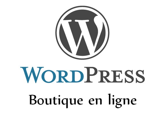 wordpress ecommerce boutique Faire de Wordpress... un site E Commerce