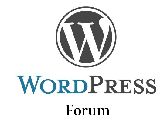 Faire de Wordpress... un Forum