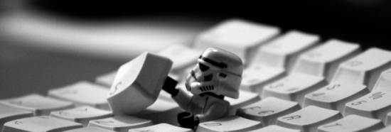 Stormtrooper couverture facebook cover 550x186 Couverture Facebook : Humour, images amusantes