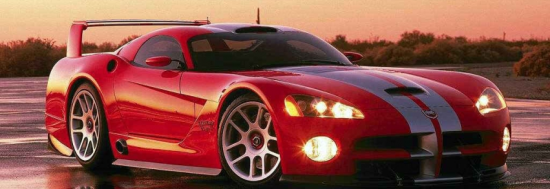 dodge viper couverture facebook cover 550x189 Couvertures pour Facebook   Cover du Profile