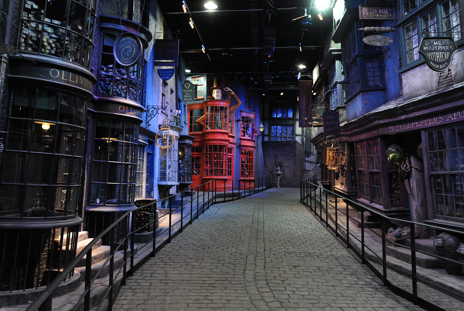 Visiter Les Studios Harry Potter 224 Londres