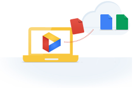 Google Drive, l'alternative à Dropbox : 5 GO gratuit