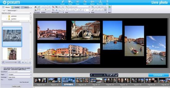Livres photos Pixum : mon avis sur le logiciel et la qualité d'impression