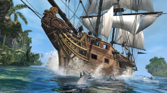 15 wallpaper Assassin's Creed Black Flag : fond d'écran du jeu