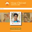 How Old : le site qui devine ton âge sur base d'un visage sur une photo