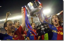 Barça - Photos du FC Barcelona