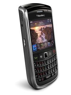 Blackberry Bold 9650 - Vidéo des composants