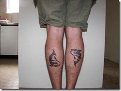 poisson6 thumb Les plus beaux tatouages pour le signe Poisson (tattoo zodiac)