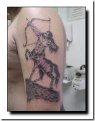 Les plus beaux tatouages pour le signe Sagittaire (tattoo zodiac)